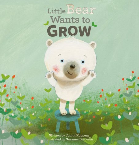 Little Bear Wants to Grow - cover