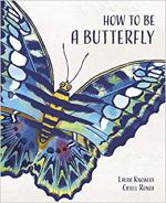 How to be a butterfly cover