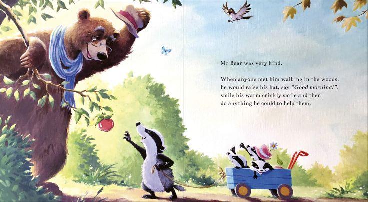 Kind Bear - 1