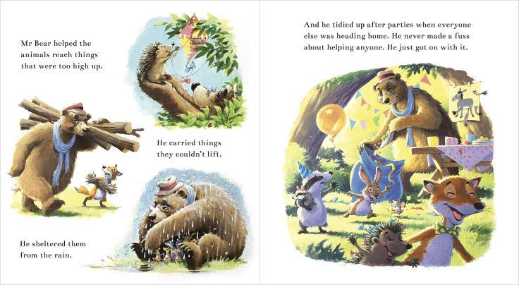 Kind Bear - 2