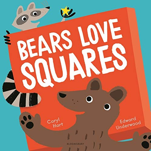 ears Love Squares by Caryl Hart and Edward Underwood Bloomsbury Cover