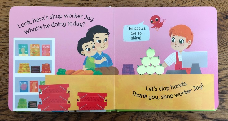 Clap Hands Key Workers Pat a Cake Books Kat Uno