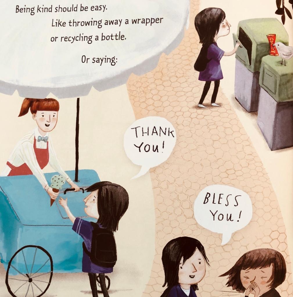 Be Kind by Pat Zietlow Miller and Jen Hill Macmillan