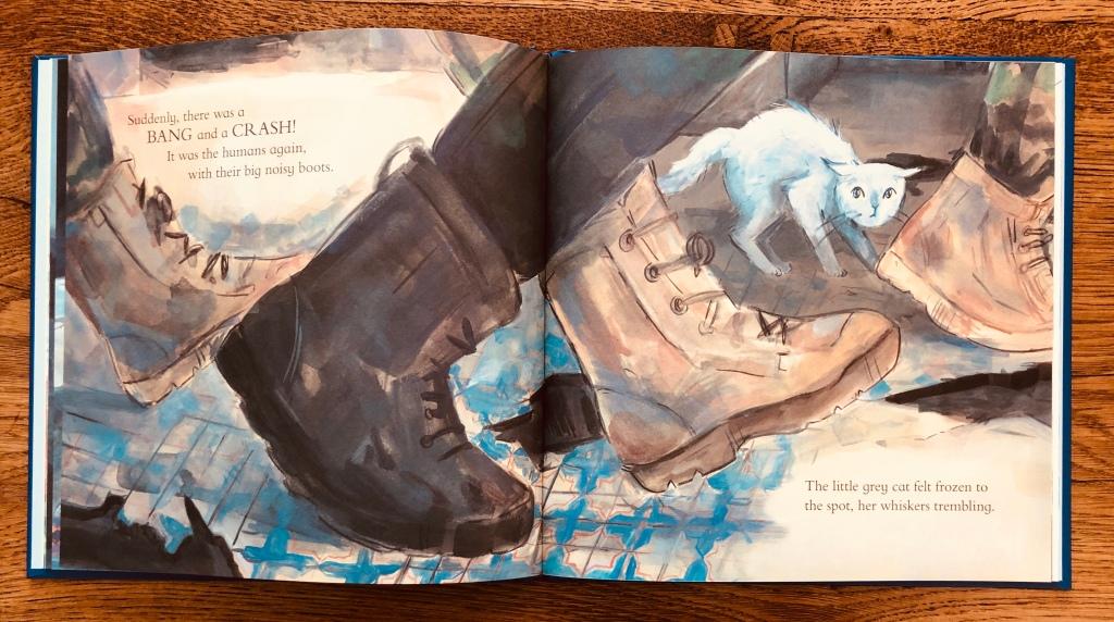 The Little War Cat by Hiba Noor Khan and Laura Chamberlain Macmillan
