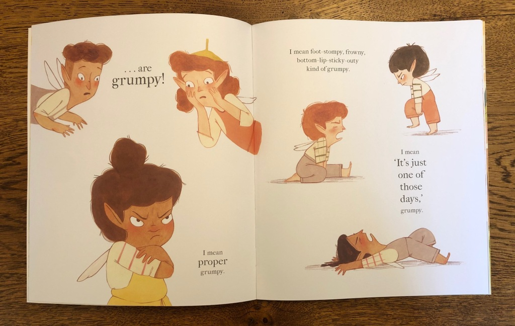 The Grumpy Fairies by Bethan Stevens Quarto