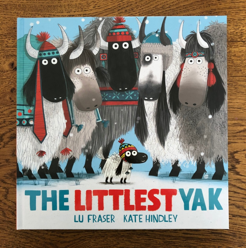 The Littlest Yak by Lu Fraser & Kate Hindley Simon & Schuster (1)