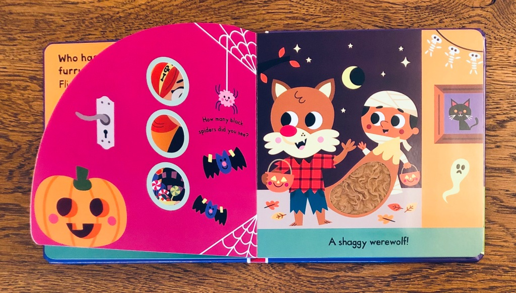 Halloween (My First Touch and Find) by Campbell Books & illustrated by Tiago Americo
