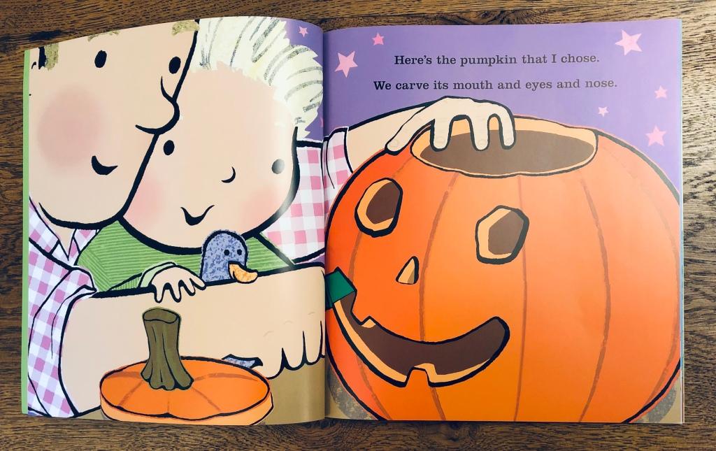 I Love Halloween by Giles Andreae & Emma Dodd