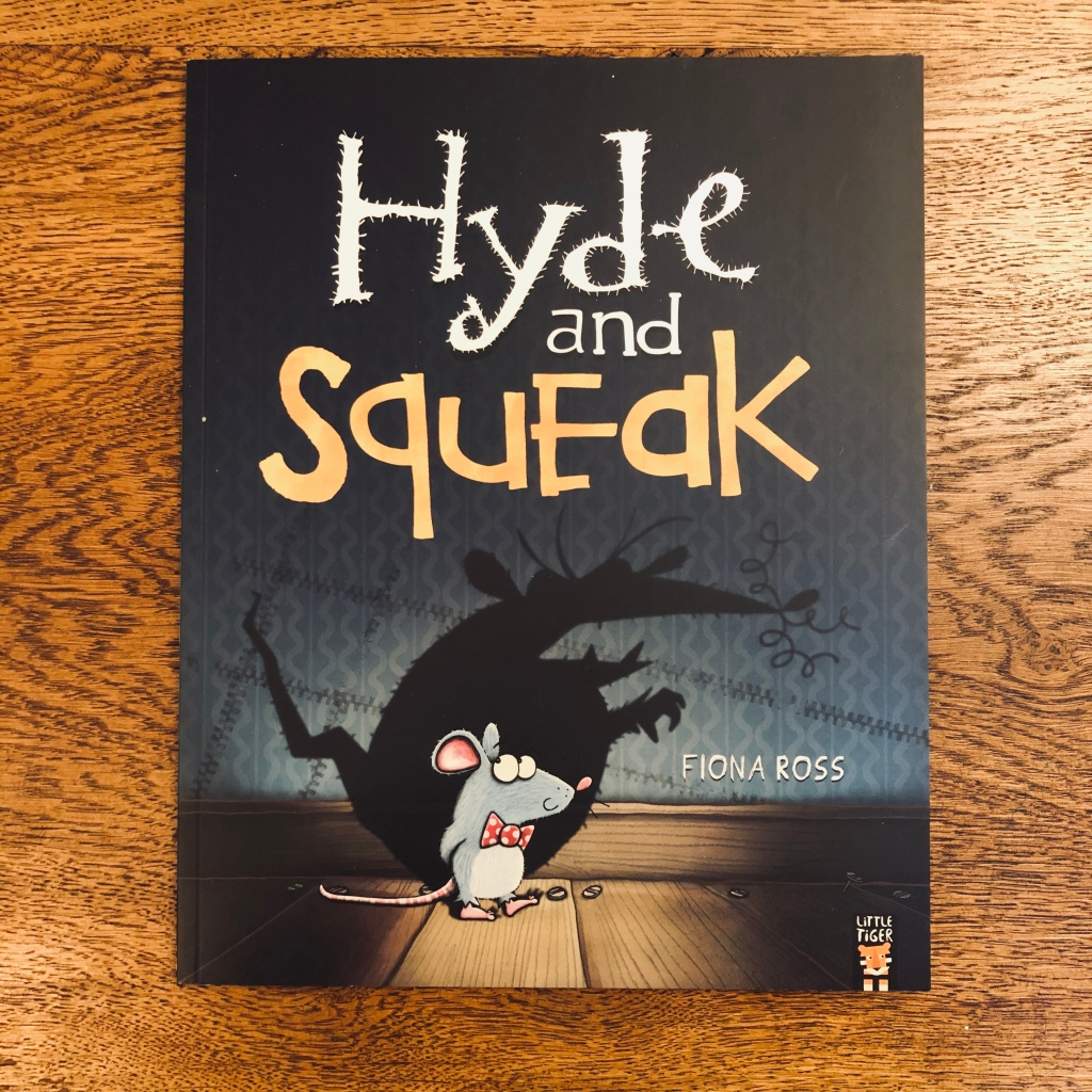 Hyde and Squeak by Fiona Ross