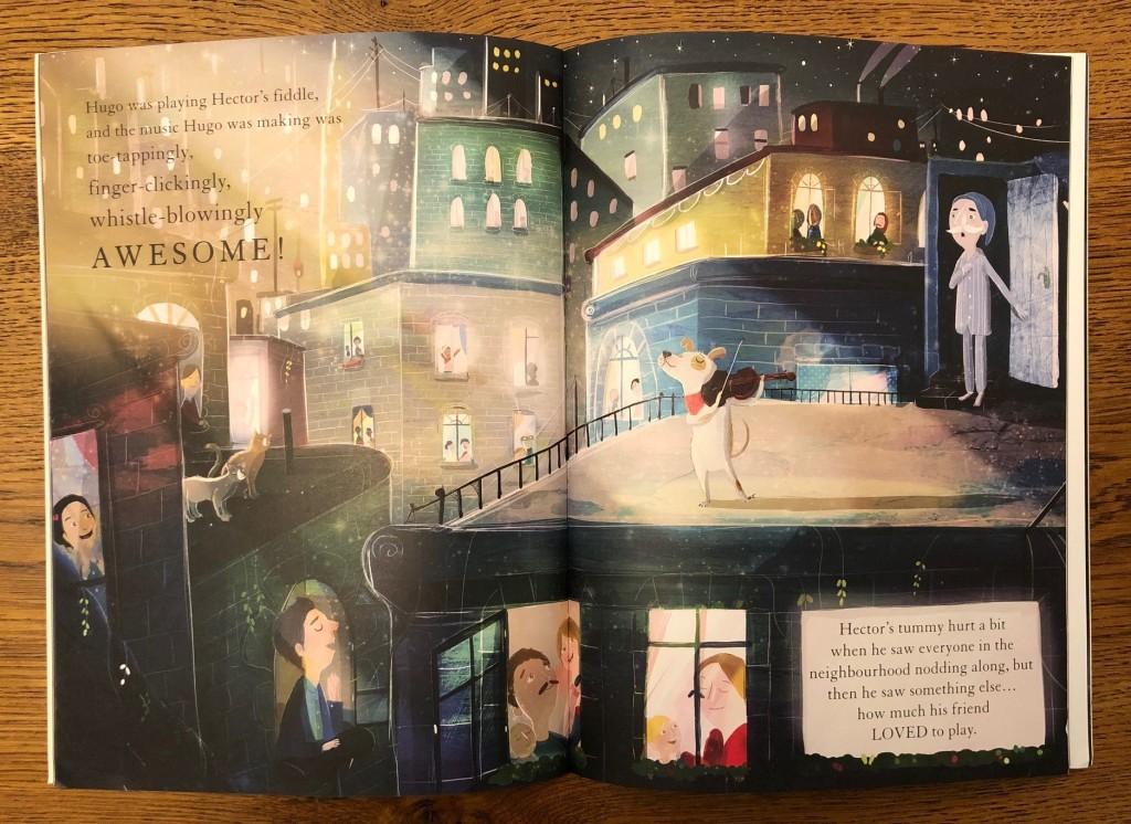 The Bear and the Piano, The Bear, the Piano, the Dog and the Fiddle The Bear, the Piano, and Little Bear's Concert Trilogy by David Litchfield Quarto