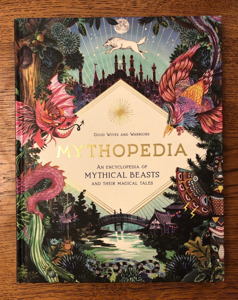 Cover Mythopedia by Good Wives and Warriors