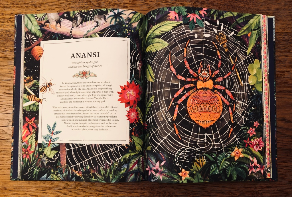Anansi Mythopedia by Good Wives and Warriors