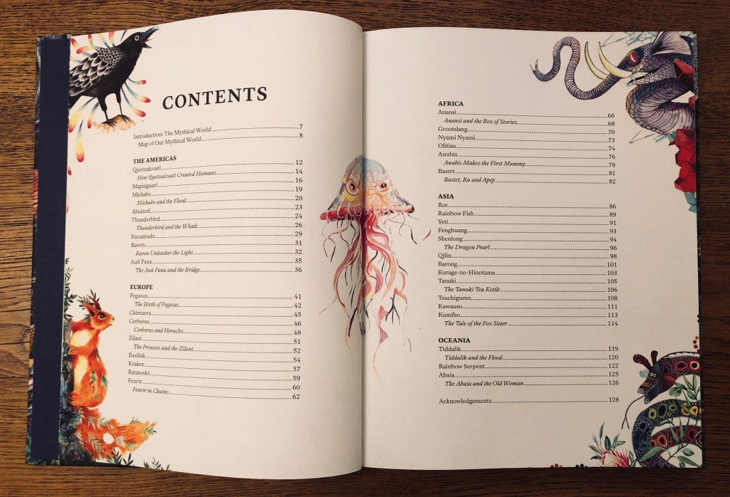 Contents Mythopedia by Good Wives and Warriors