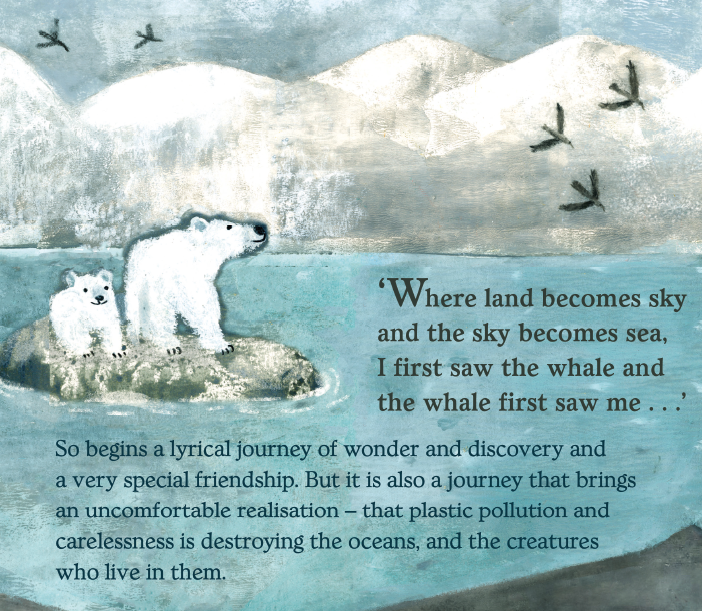 The Tale of the Whale by Karen Swann and Padmacandra, Scallywag Press