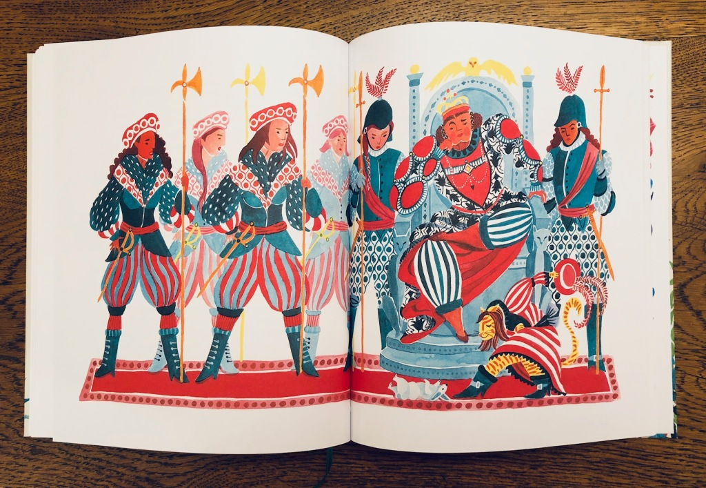 Gender Swapped Fairy Tales by Karrie Fransman and Jonathan Plackett