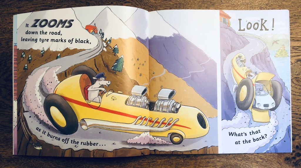 Race Car What's in the Truck? by Philip Ardagh and Jason Chapman Faber
