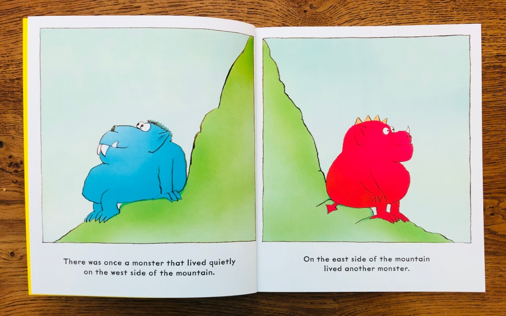David McKee's Two Monsters