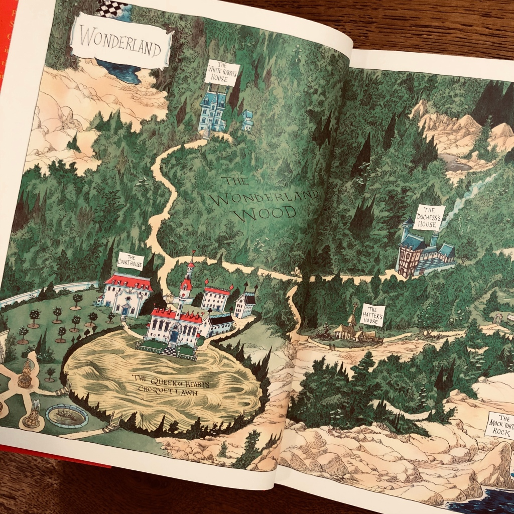 Alice's Adventures in Wonderland Chris Riddle