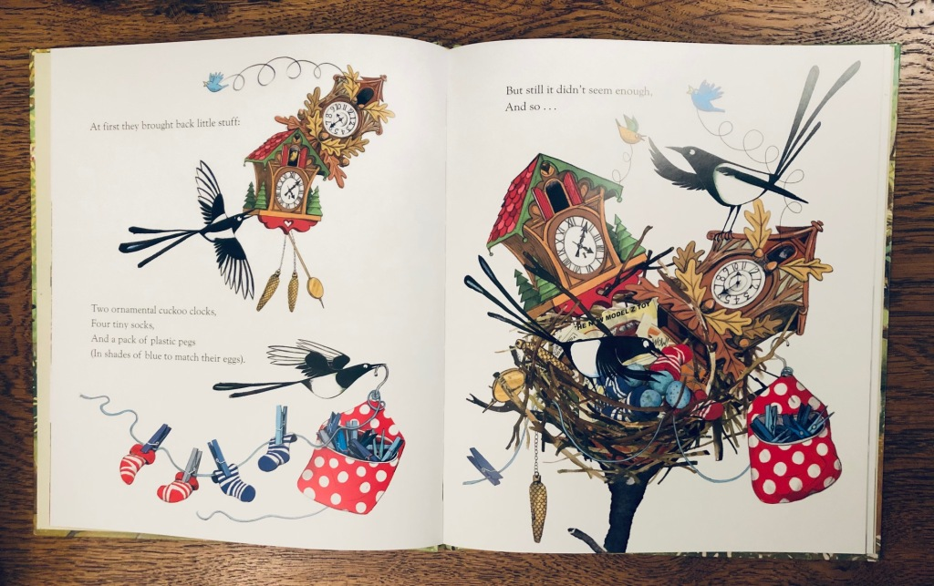 Too Much Stuff by Emily Gravett