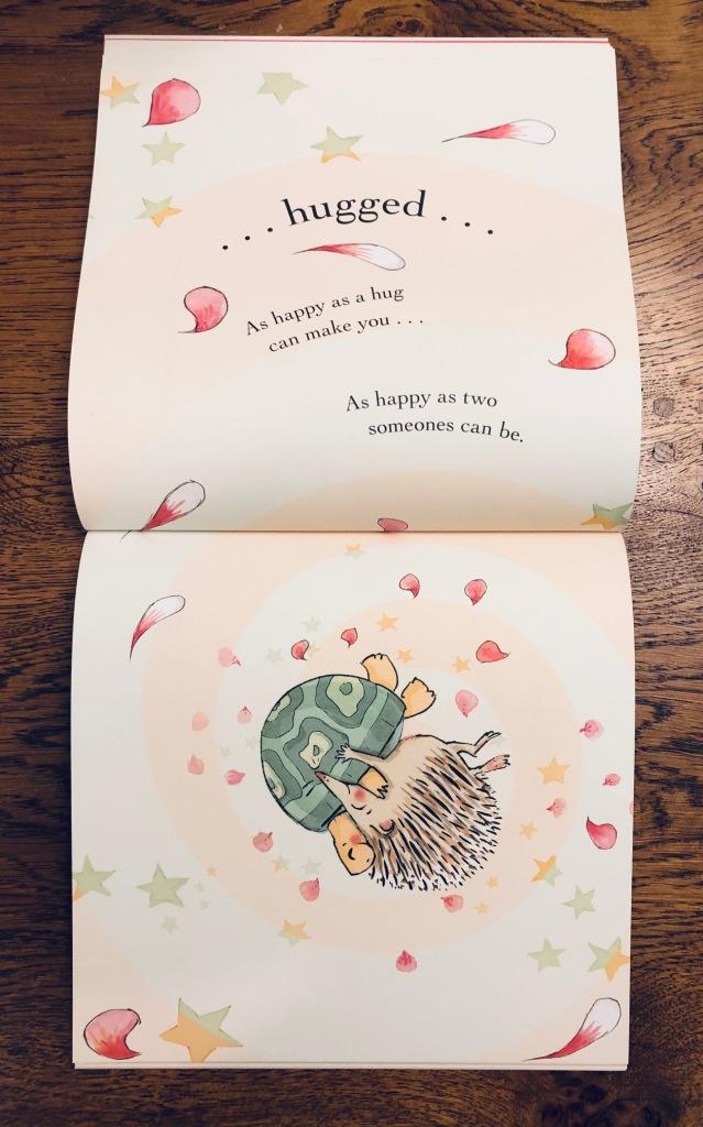 The Hug by Eoin McLaughlin & Polly Dunbar Faber
