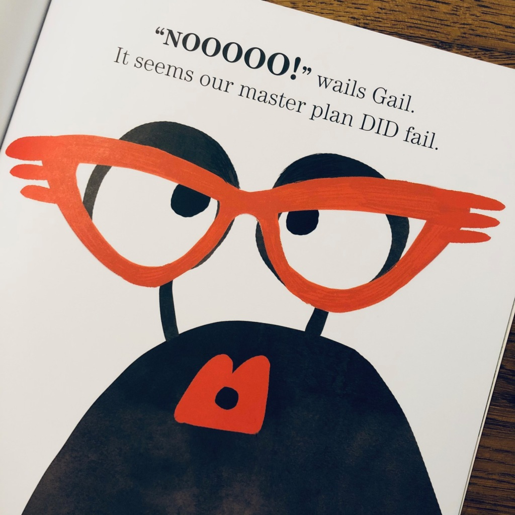Slug called Gail