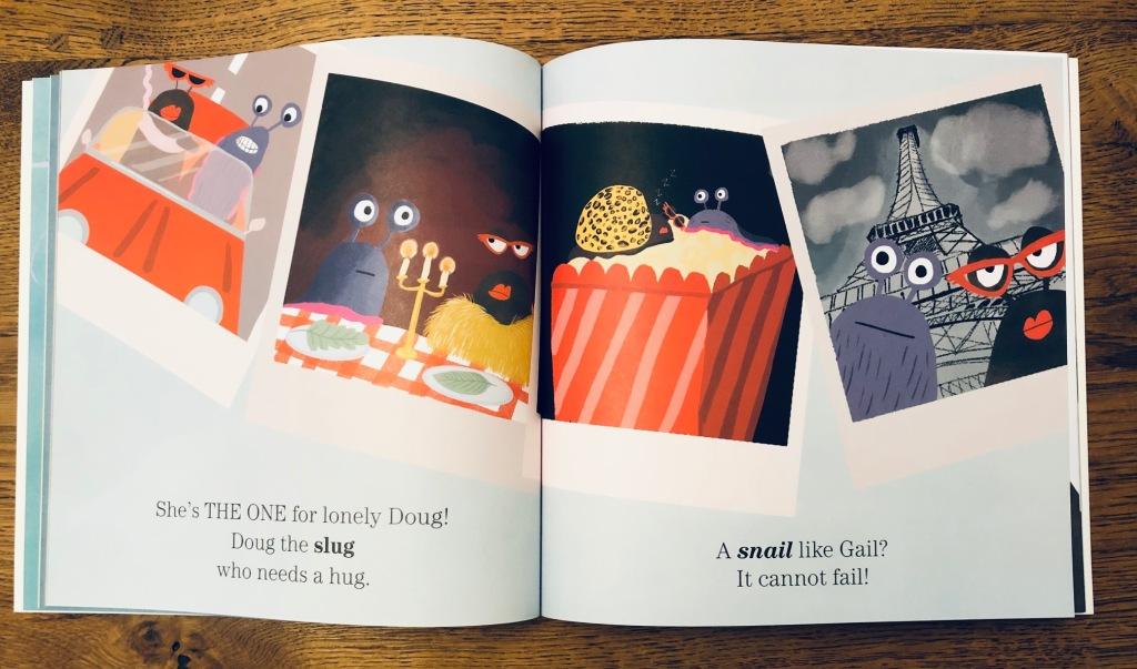 Slug and Snail go on a dates