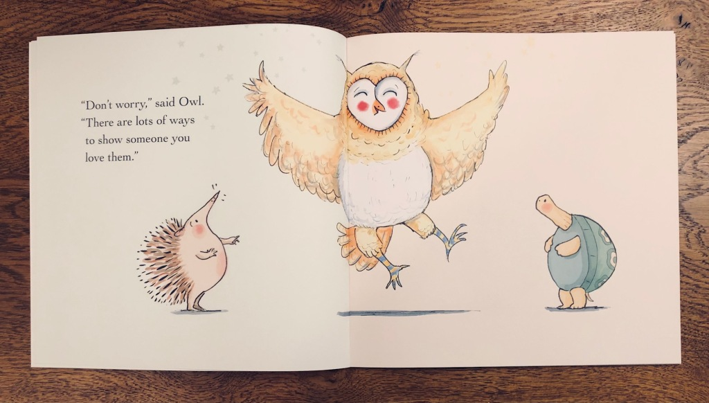 Covid-19 Pandemic childrens book While We Can't Hug by Eoin McLaughlin & Polly Dunbar Faber