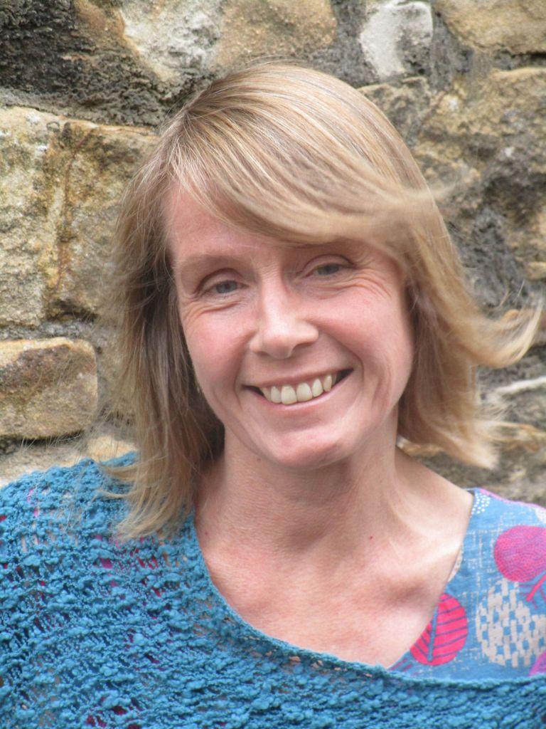 Claire Potter author photo