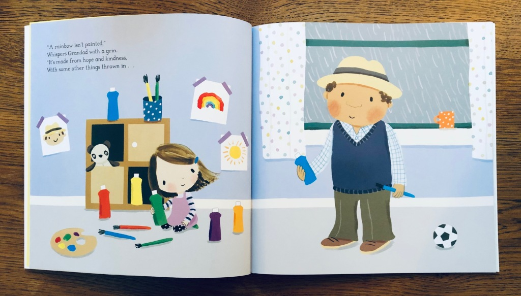 How Do You Make a Rainbow? by Caroline Crowe and Cally Johnson-Isaac Macmillan rainbows aren't painted