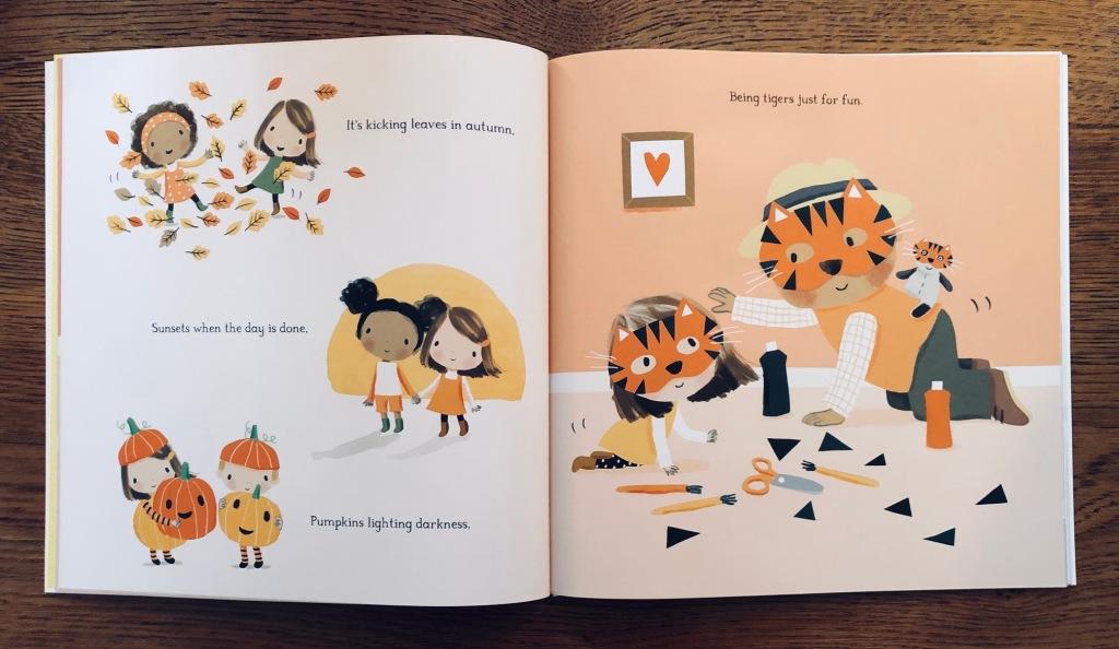 How Do You Make a Rainbow? by Caroline Crowe and Cally Johnson-Isaac Macmillan orange activities