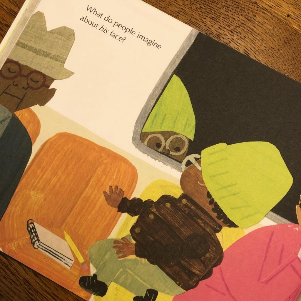 Milo Imagines the World by Matt de la Peña & Christian Robinson Two Hoots Macmillan