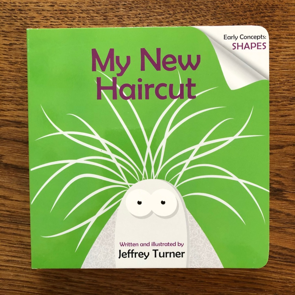 My New Haircut by Jeffrey Turner
