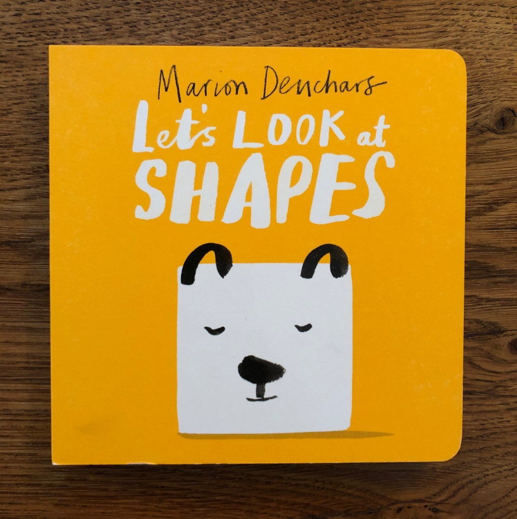 Let's Look at Shapes by Marion Deuchars