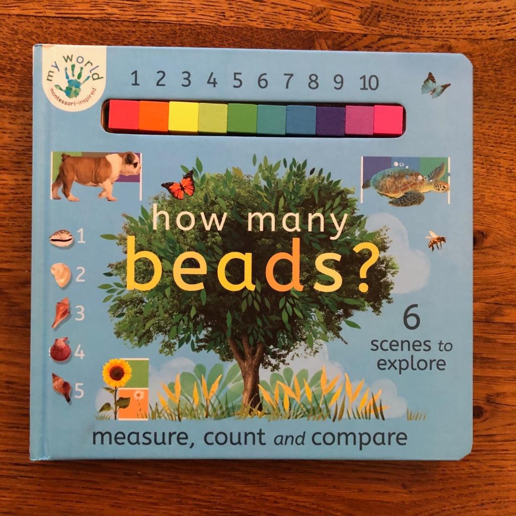 How Many Beads? by Nicola Edwards