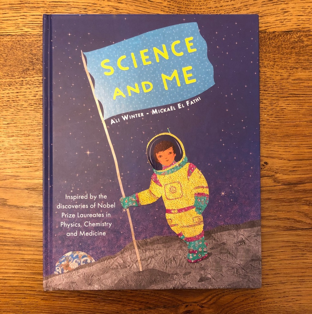 Science and Me by Ali Winter & Mickael El Fathi Lantana