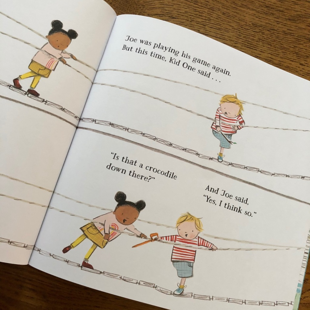 What Happened to You? by James Catchpole and Karen George Faber & Faber A boy with one leg