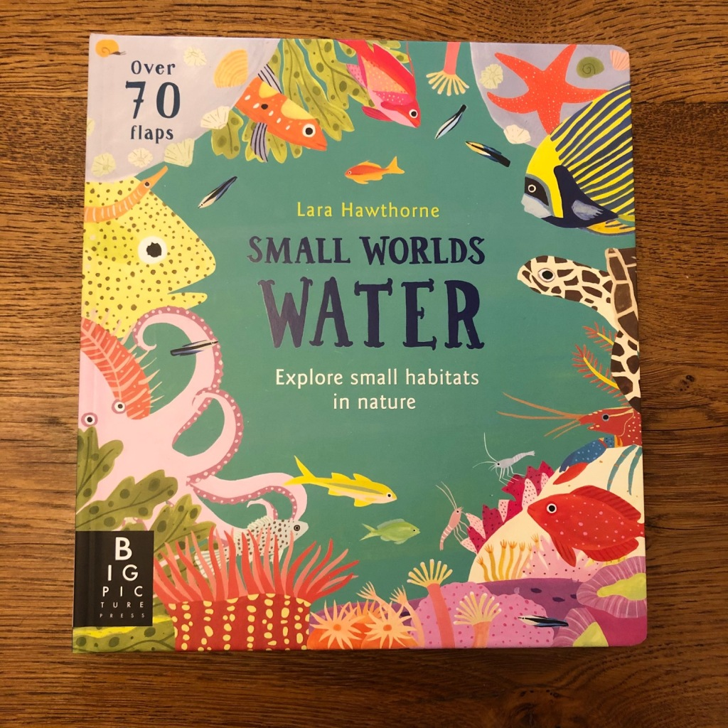 Small Worlds: Water by Lily Murray and Lara Hawthorne