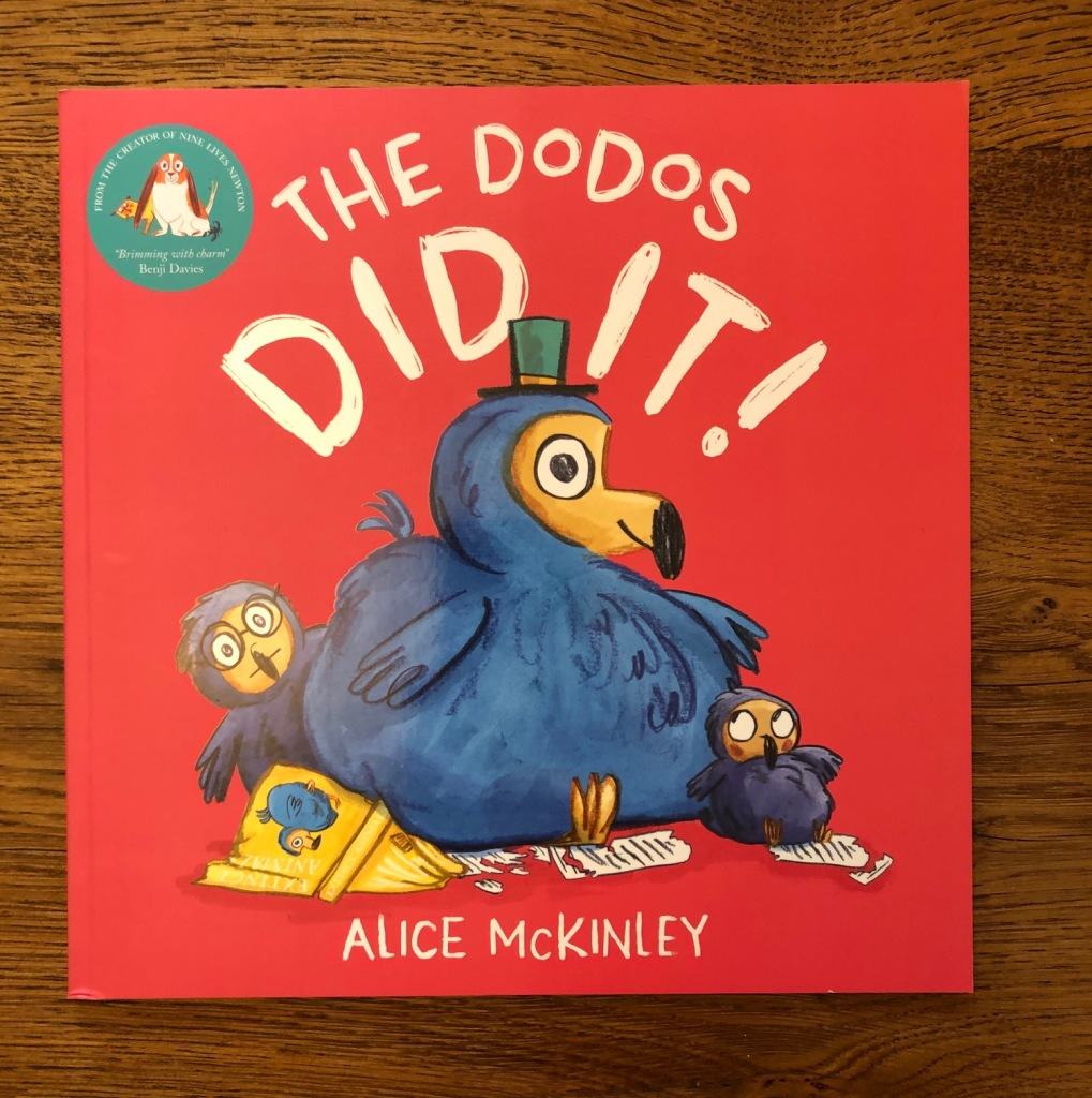 The Dodos Did It! by Alice McKinley Simon & Schuster
