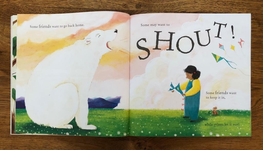 How To Mend a Friend by Karl Newson and Clara Anganuzzi Studio Press