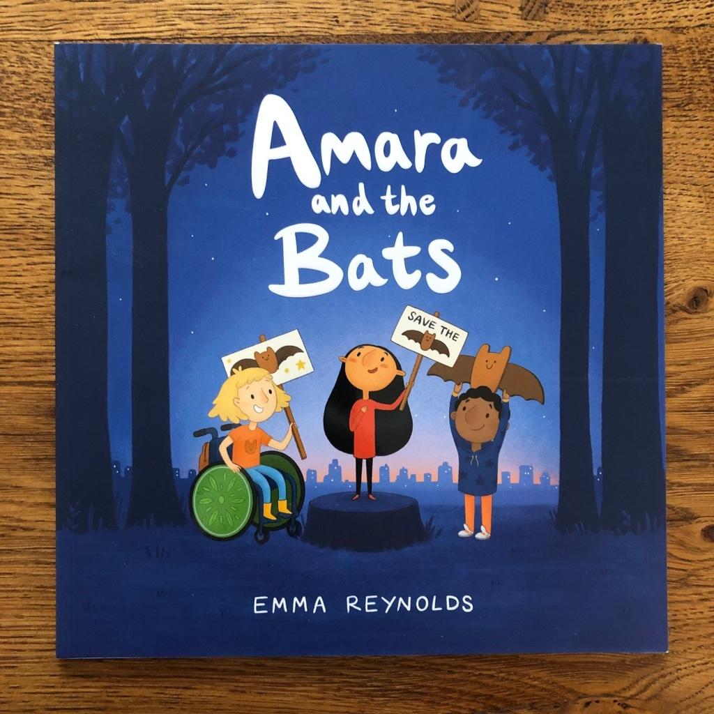 Amara and the Bats by Emma Reynolds