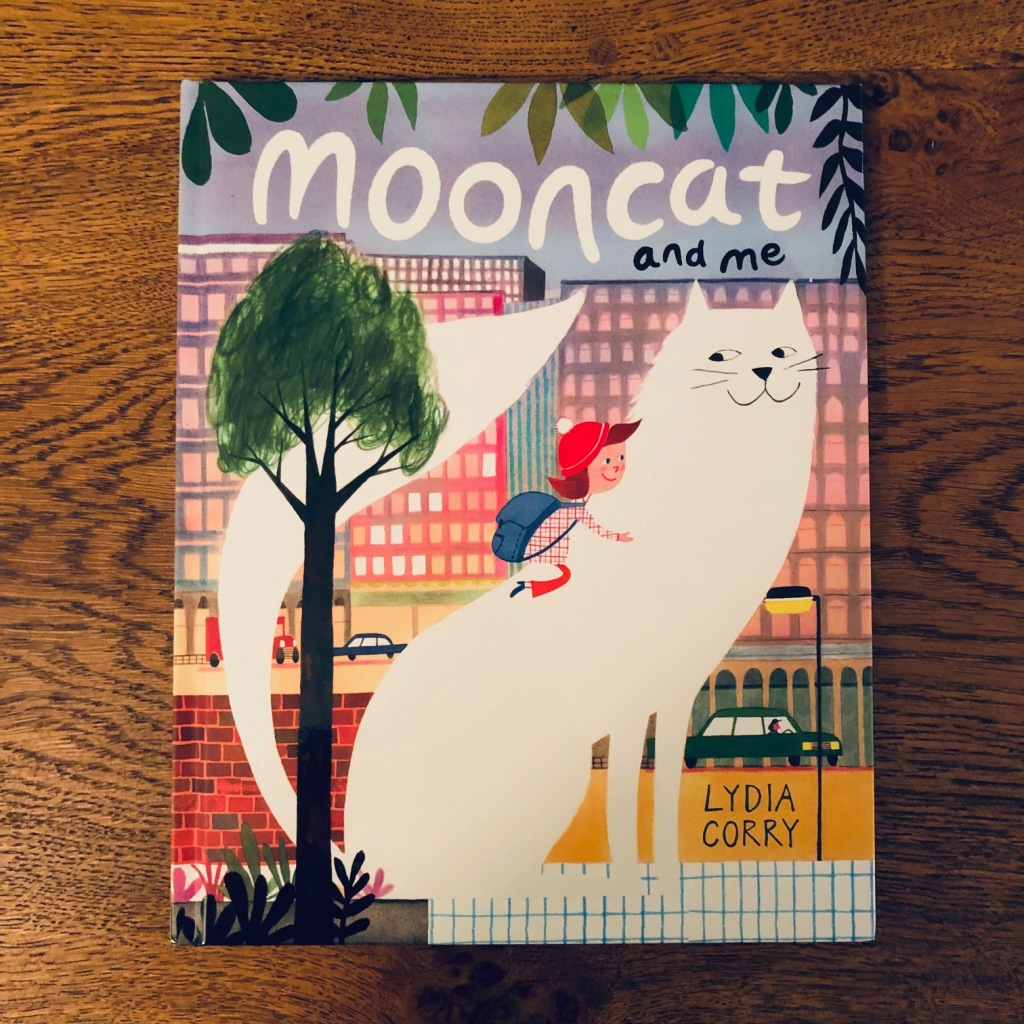 Mooncat and Me by Lydia Corry