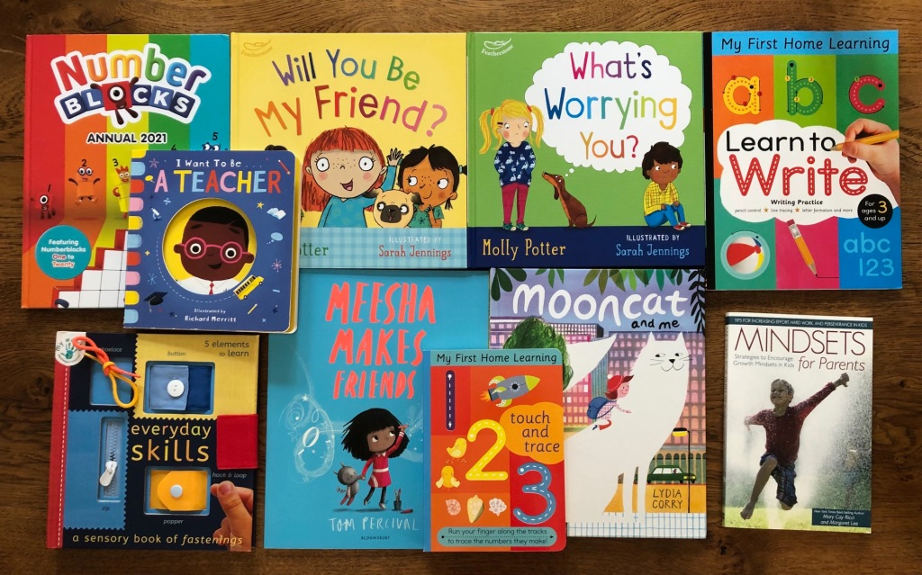 Top 10 Books Perfect for School Starters