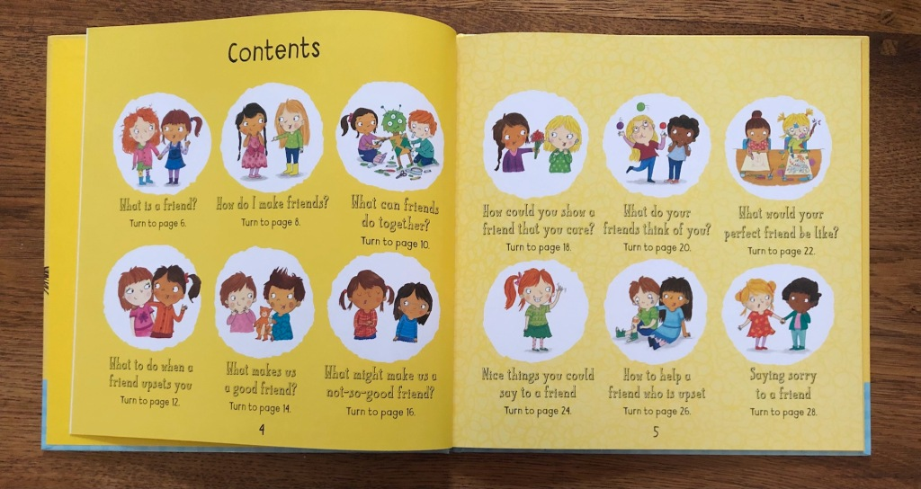 Will you be my Friend? by Molly Potter & Sarah Jennings
